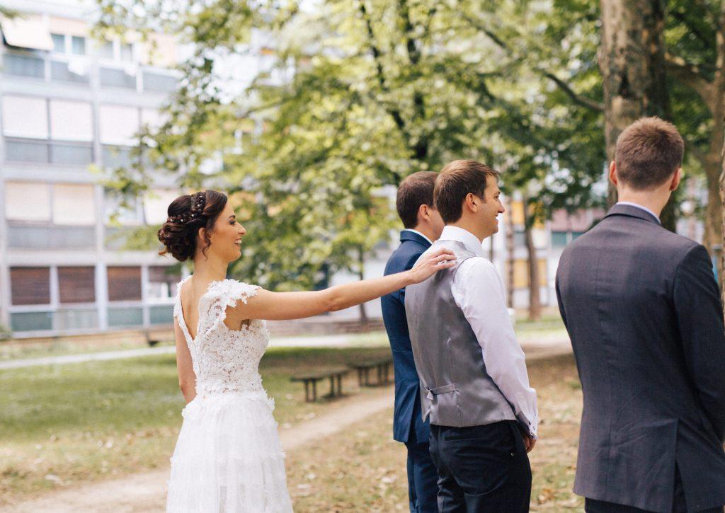 Vjenčanje u Zagrebu, Lido Jarun