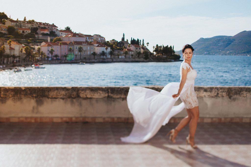 Korcula island wedding venue photographer, fotograf vjenčanja