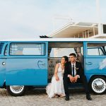 bride and Groom wedding portrait Zadar wedding photographer venue