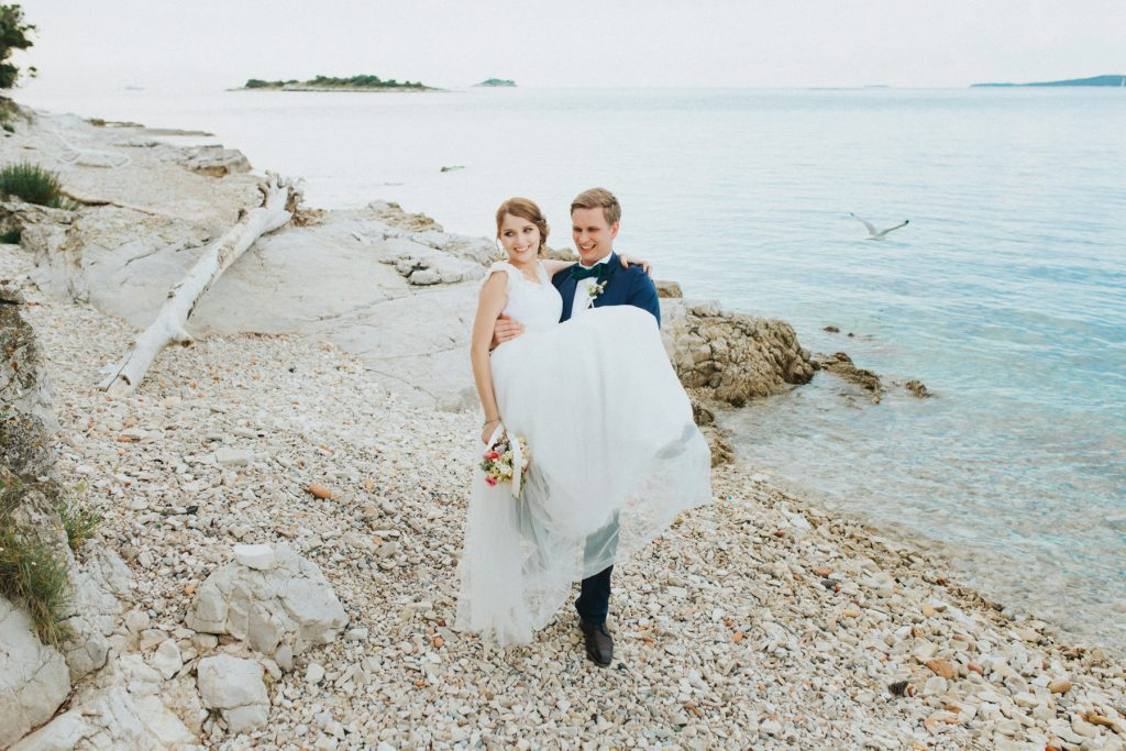Rovinj wedding venue photographer Croatia