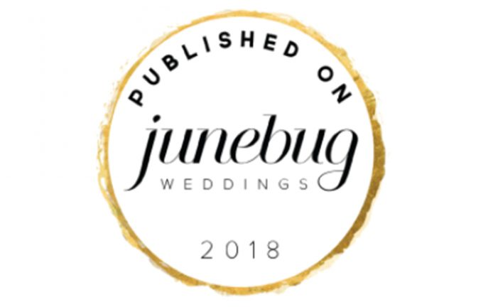Published on Junebug Weddings Ladies and Gentlemen